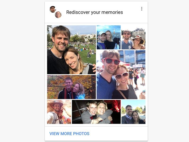 Google Fotos Gesichtserkennung 2021
