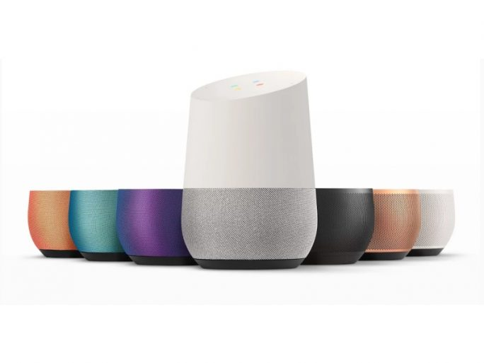 Google Home (Bild: Google)