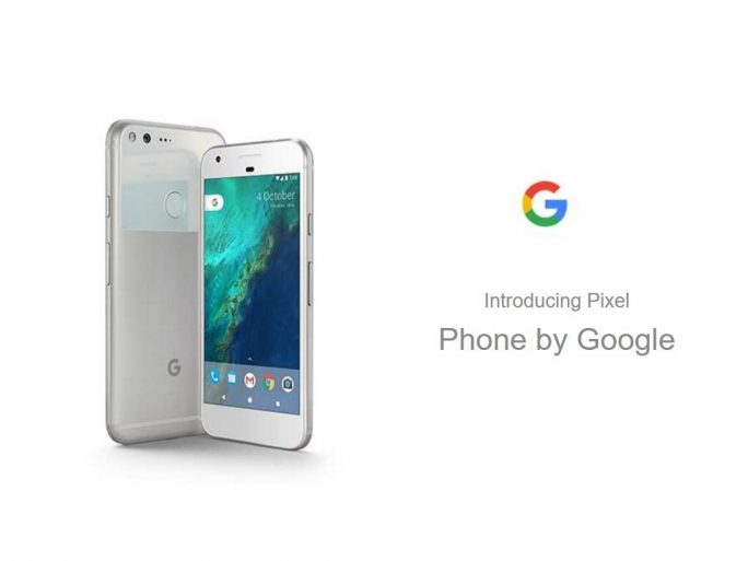 Google Pixel und Pixel XL (Bild: carphonewarehouse.com)