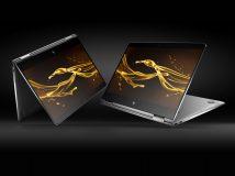 HP aktualisiert Spectre x360 und stellt neuen 4k-AiO vor