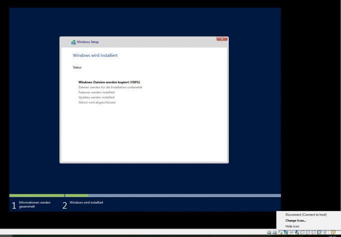 USB-Sticks auf dem Hosts lassen sich mit VMs verbinden (Screenshot: Thomas Joos).