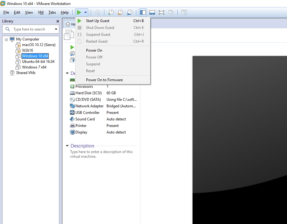 create a bootable windows server 2016 installation usb flash drive