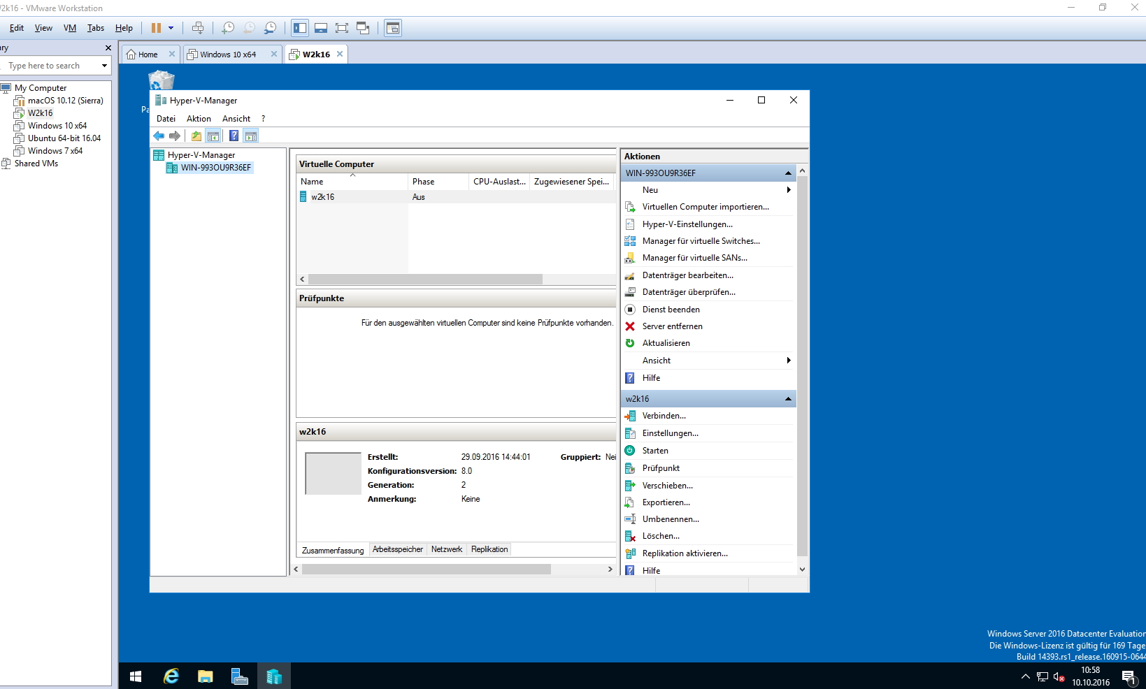 how to create installation usb for windows server