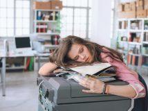 Studie: Langsame Bürotechnik kostet Mitarbeiter 20 Tage pro Jahr