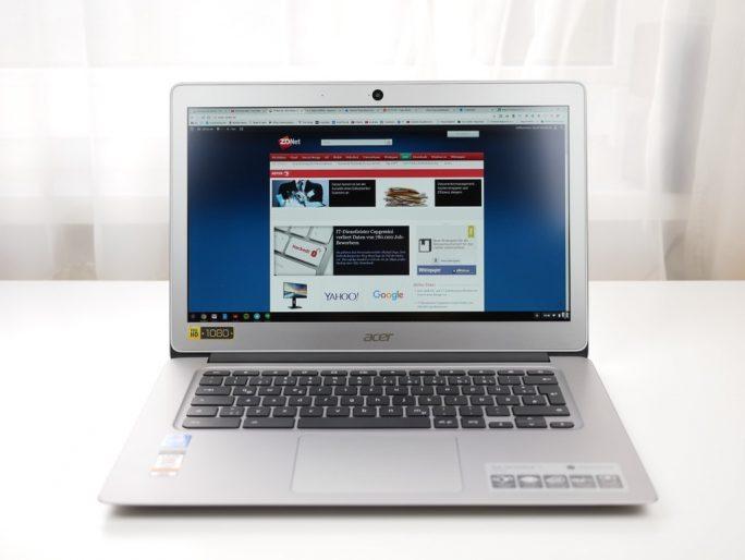 Acer Chromebook 14 Display (Bild: ZDNet)