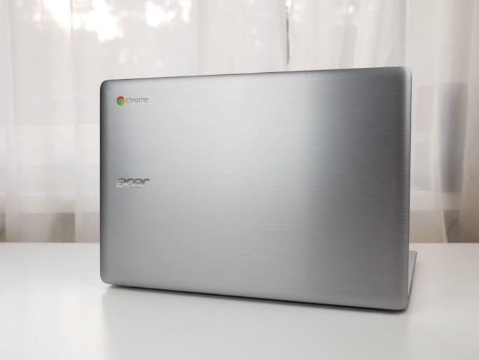 Acer Chromebook 14 Deckel (Bild: ZDNet)
