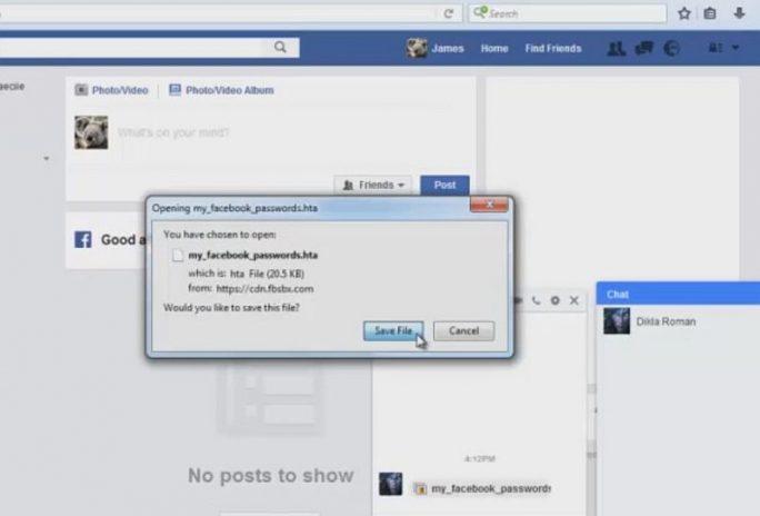 Der Sündenfall: Wer hier auf Download klickt, hat schon fast verloren (Screenshot: silicon.de bei Youtube)