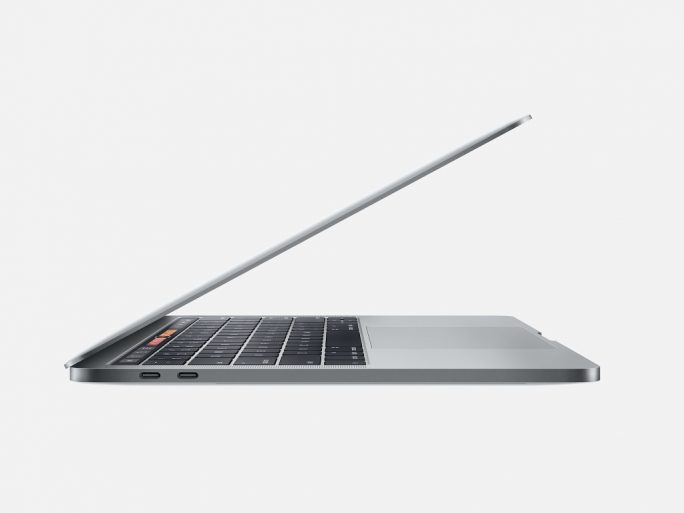 "MacBookPro 13"" 2016 (Bild: Apple)"