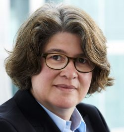 Vera Schneevoigt, Senior Vice President bei Fujitsu (Bild: Fujitsu)
