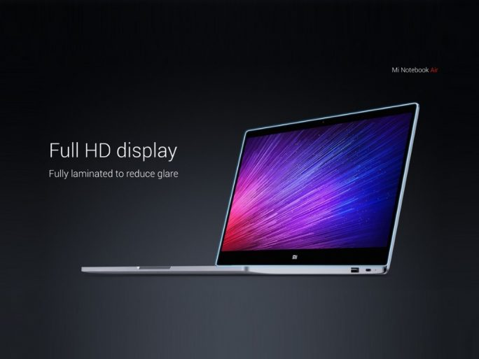 Xiaomi Mi Notebook Air 12.5 (Bild: Xiaomi)