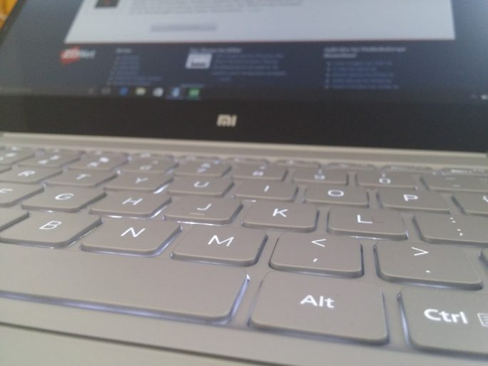 Xiaomi Mi Notebook Air 12.5 (Bild: ZDNet.de)
