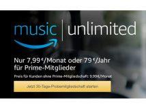 Amazon startet Streamingdienst Music Unlimited jetzt auch in Deutschland