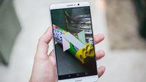 Huawei stellt 5,9-Zoll-Highend-Smartphone Mate 9 offiziell vor