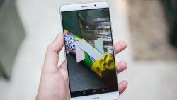 Huawei Mate 9 (Bild: CNET.com)