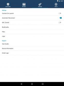 Viele Hersteller, wie zum Beispiel SonicWall, bieten in Google Play oder im Apple App-Store Apps zur Anbindung an VPNs an (Screenshot: Thomas Joos).