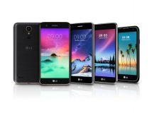 LG zeigt auf der CES neue Mittelklasse-Smartphones