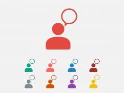 Ein Chatbot kann für Firmen vielfältige Aufgaben übernehmen - auch, aber nicht nur in der Kommunikation mit einer großen Zahl an Endkunden (Bild: Shutterstock/D-Line).