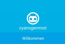 Android 7.1.1 Nougat: CyanogenMod 14.1 im Praxiseinsatz