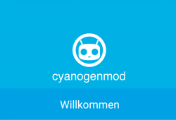 CyaonogenMod (Screenshot: ZDNet.de)
