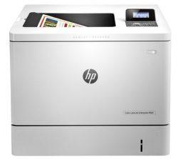 Der HP Color LaserJet Ent M552dn Drucker ist einer der vier neuen in Deutschland verfügbaren HP-Drucker mit besonderem Schutzniveau und selbstheilenden Funktionen, wenn der Drucker eine Kompromittierung fest stellt. (Bild: HP Inc.)