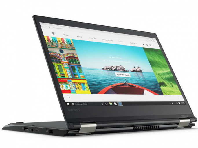 ThinkPad Yoga 370 (Bild: Lenovo)