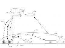 Amazon patentiert fliegendes Warenlager mit Lieferdrohnen