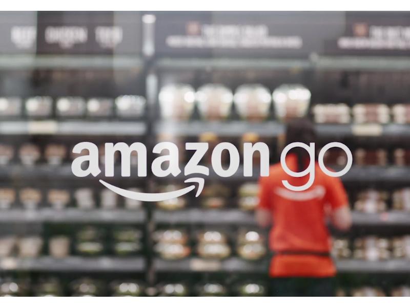 Amazons kassenloser Supermarkt funktioniert nicht