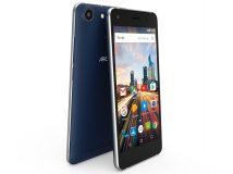 LTE-Smartphone Archos 50f Helium mit Fingerprint-Sensor ab sofort für 149 Euro erhältlich