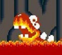 """Blargg, ein Lava-Monster aus Super Mario, war auch der erste Code-Name des Game Music Emulator, (Bild: C. Evans) """" width=""""300"""" height=""""264""""></a> <strong>Blargg, ein Lava-Monster aus Super Mario, war auch der erste Code-Name des Game Music Emulator (Bild: C. Evans)"""
