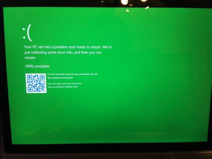 """""""Gewaltige Veränderung"""" für Teilnehmer des Windows-Insider-Programms (Bild: Chris123NT / Twitter)"""