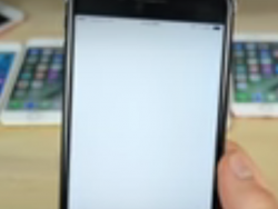 Leerer Bildschirm statt Nachrichten (Screenshot: ZDNet.de)