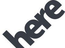 Kartendienst Here und Microsoft bauen Zusammenarbeit aus