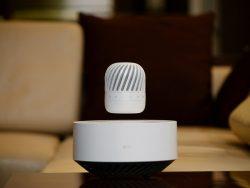 LG Levitating Portable Speaker PJ9 (Bild: LG)