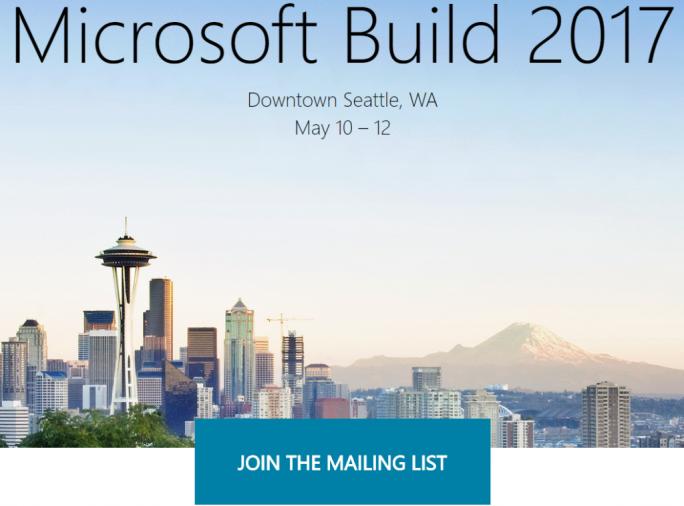 Microsoft Build 2017 (Bild: Microsoft)