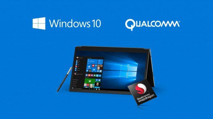 Microsoft hat eine Windows-Version für Geräte mit Snapdragon-Prozessoren von Qualcomm angekündigt (Bild: Microsoft).