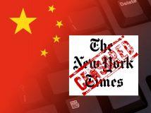 China: Apple löscht App von New York Times aus App Store