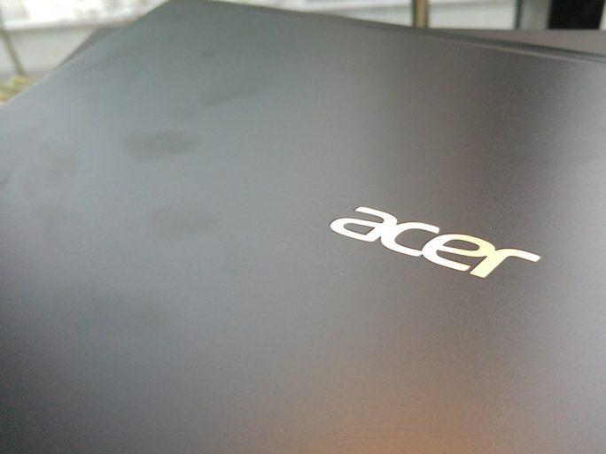 Acer Swift 7: Fingerabdrücke (Bild: ZDNet.de)