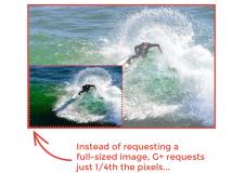 RAISR: Google spart Bandbreite durch Bilder-Upsampling
