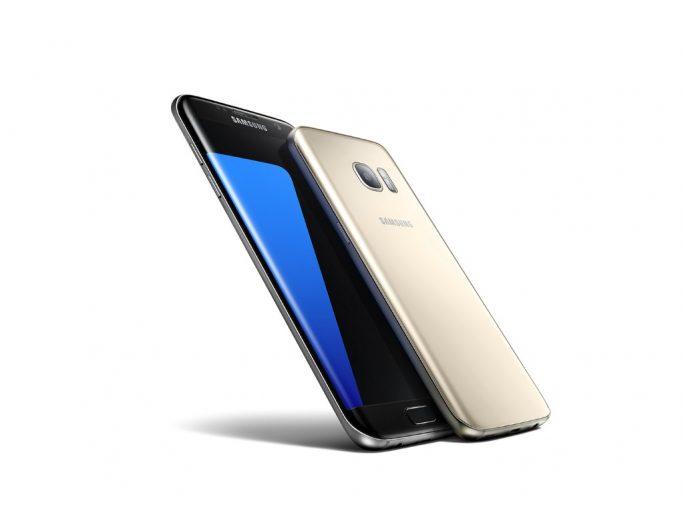 Unterstützt werden zunächst das Samsung Galaxy S7 und das S7 Edge... (Bild: Samsung)