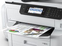 Epson bringt DIN-A3-Business-MFP auf Tintenbasis mit extremer Reichweite