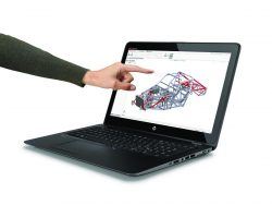 HP ZBook 15u 4G Touch (Bild: HP)