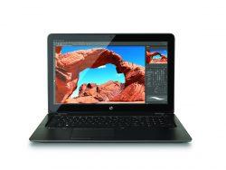HP ZBook 15u 4G Touch (Bild: HP)