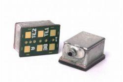 Der Verzicht auf Spule und Magnet deren Aufgabe piezoelektrische Elemente übernehmen, ermöglicht die geringe Größe des kleinsten Lautsprechers der Welt (Bild: USound)