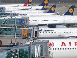 Bekommen jetzt WLAN: Kurz- und Mittelstreckenflugzeuge von Lufthansa (Bild: Lufthansa)