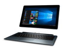 Tablet-Notebook-Kombi Medion Akoya P3401T mit 12,5-Zoll-Full-HD-Display ab sofort erhältlich