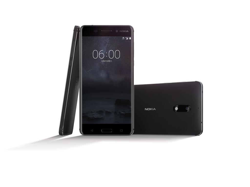 HMD Global stellt erstes Android-Smartphone der Marke Nokia vor