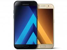 Samsung präsentiert Galaxy A5 (2017) und Galaxy A3 (2017)