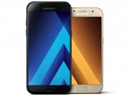 Samsung Galaxy A5 und A3 (2017) (Bild: Samsung)