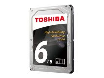 Toshiba präsentiert mit N300-Serie Festplatten für NAS-Systeme mit Kapazitäten bis zu 6 TByte