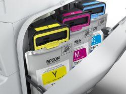 Epson hält auch bei der nächsten Generation seiner A3-Inkjet-Drucker an den großen Tintentanks fest, deren anfängliche Kinderkrankheiten nun möglicherweise überwunden sind (Bild: Epson)